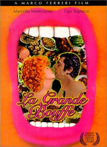 "poster for ""Grande Bouffe, La (The Grande Bouffe (US), Blow-Out  (UK))"""