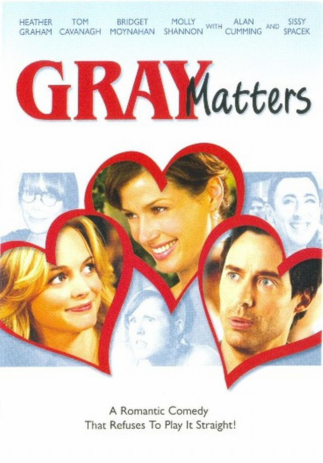 "poster for ""Gray Matters&quot"
