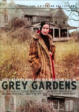 "poster for ""Grey Gardens&quot"