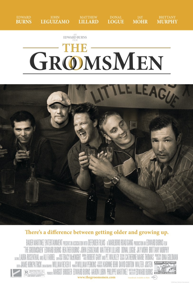 "poster for ""Groomsmen, The"" by Edward Burns (2006)"