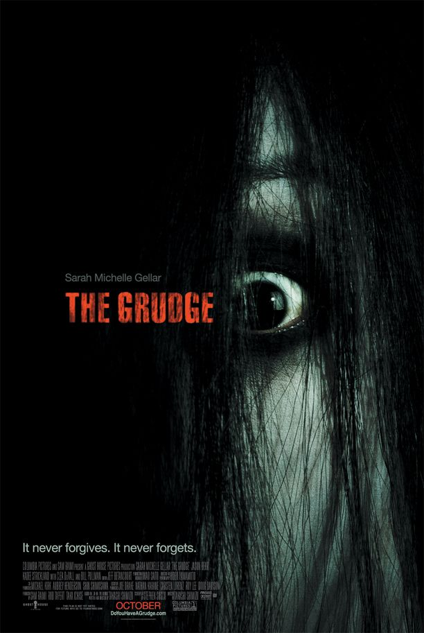"poster for ""Grudge, The"" by Takashi Shimizu(2004)"