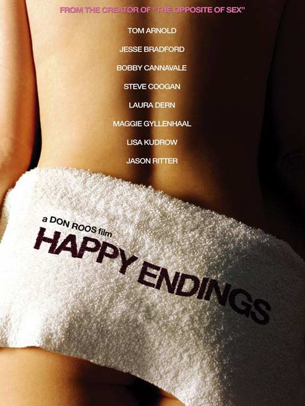 "poster for ""Happy Endings"" by Don Roos(2005)"