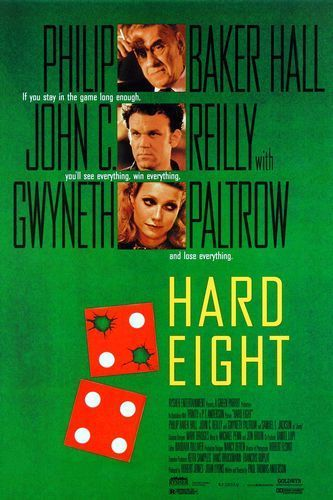 "poster for ""Hard eight"" by Paul Thomas Anderson(1996)"