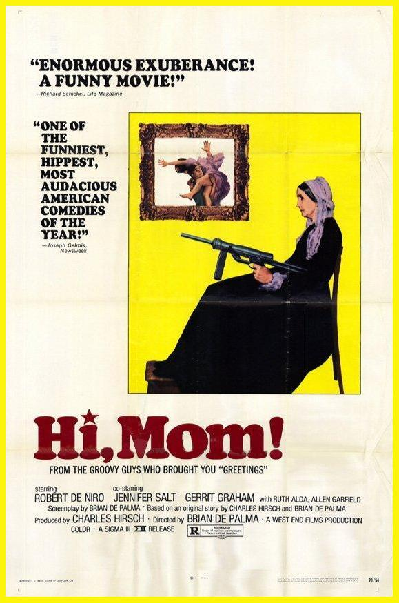 "poster for ""Hi Mom!"""