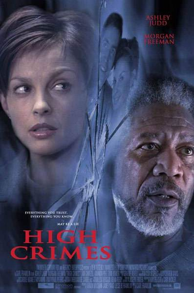 "poster for ""High Crimes&quot"