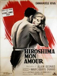 "poster for ""Hiroshima Mon Amour"""