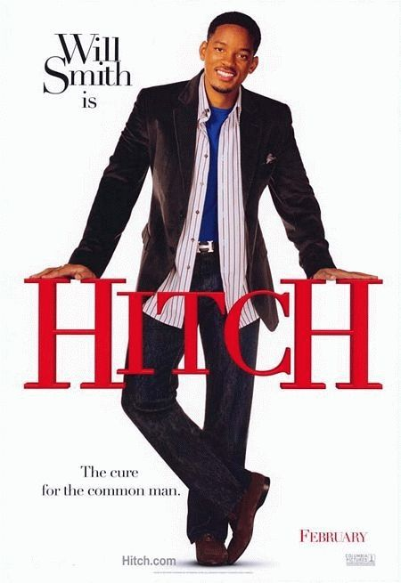 "poster for ""Hitch"""