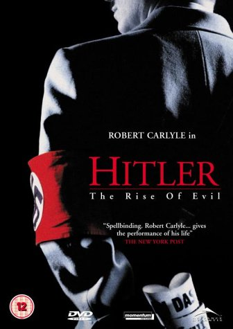 "poster for ""Hitler, the Rise of Evil"" by Christian Duguay(2003)"