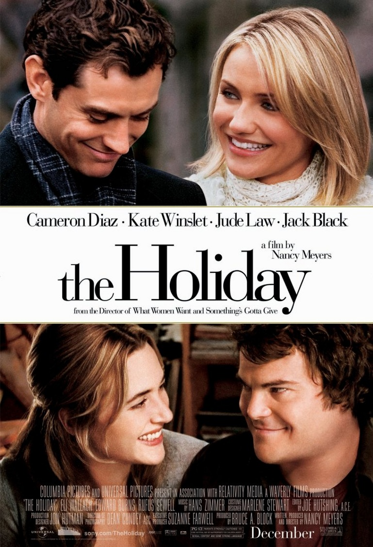 "poster for ""Holiday, The"" by Nancy Meyers(2006)"