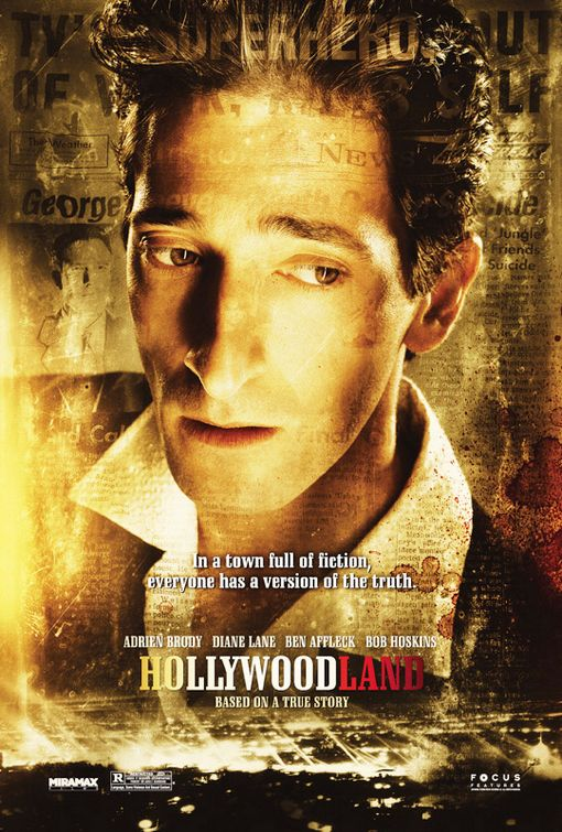 "poster for ""Hollywoodland&quot"