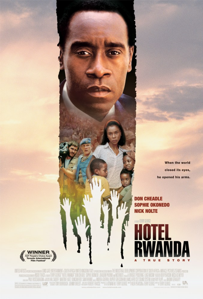 Movie Posters.2038.net | Posters for movieid-1235: Hotel Rwanda (2004) by