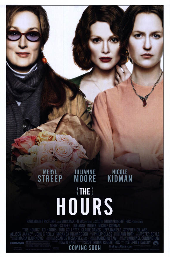 "poster for ""Hours, The&quot"