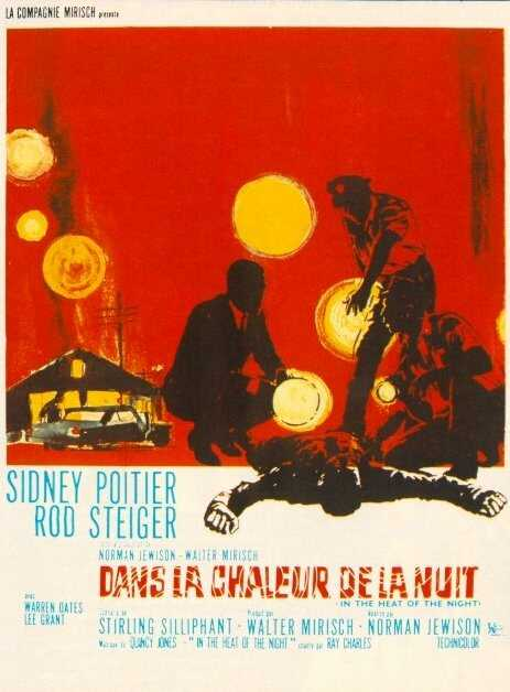 "poster for ""In The Heat Of The Night&quot"
