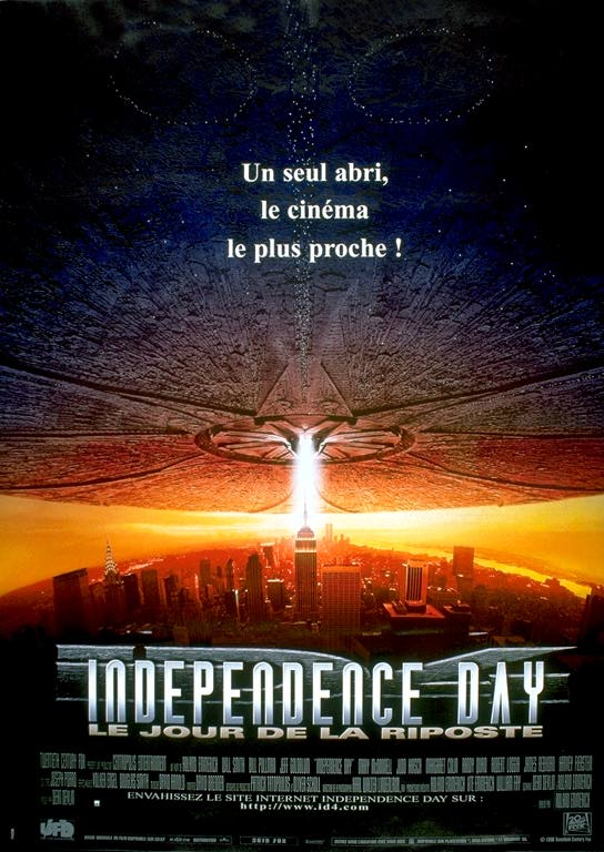 Independence day english movie
