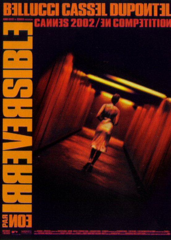 "poster for ""Irr�versible"""