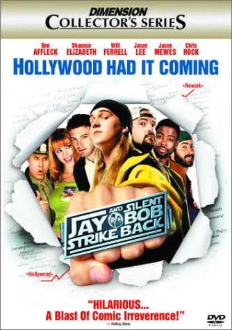 "poster for ""Jay & Silent Bob Strike Back&quot"