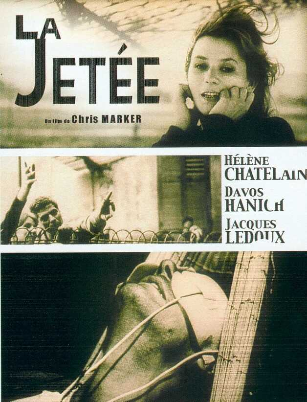 "poster for ""Jet�e, La"" by Chris Marker(1962)"