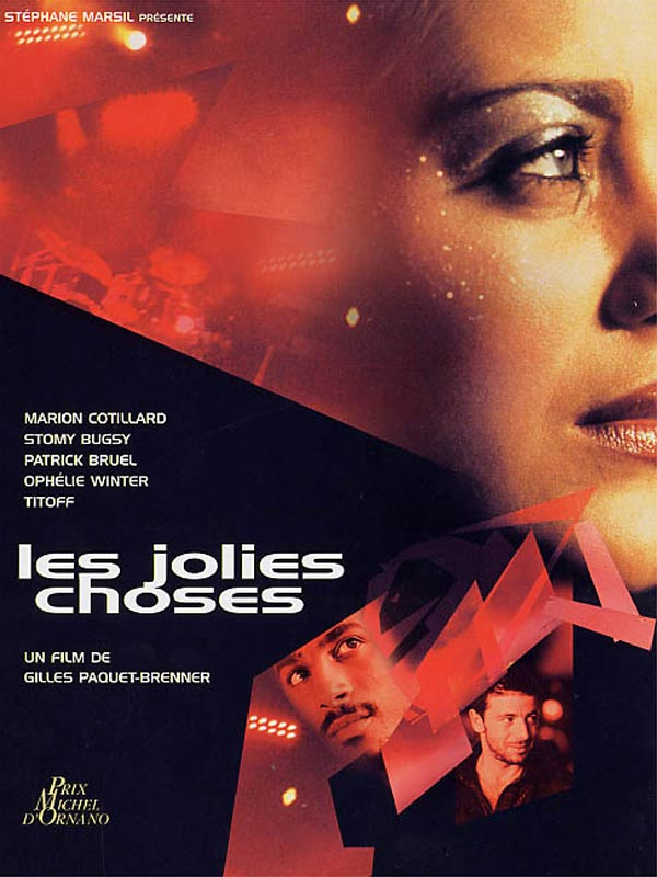 "poster for ""Jolies Choses, Les"" by Gilles Paquet-Brenner(2001)"