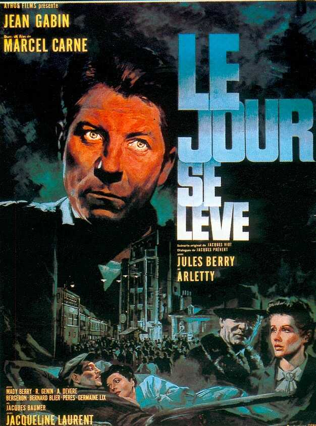 "poster for ""Jour se l�ve, Le"""