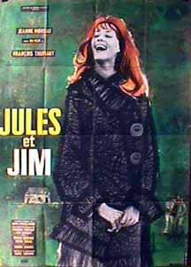 "poster for ""Jules et Jim (Jules and Jim)&quot"