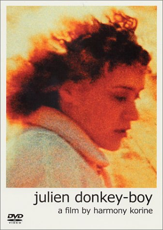 "poster for ""Julien Donkey Boy&quot"
