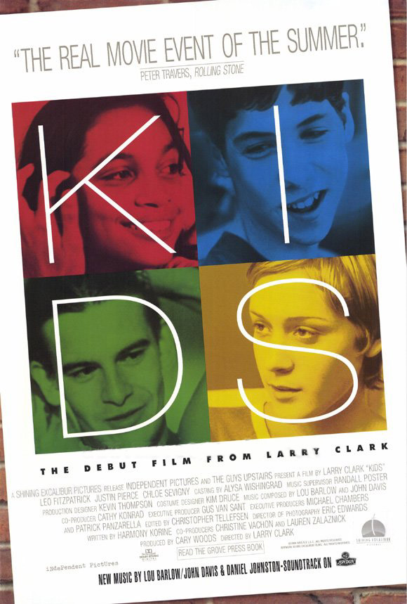 "poster for ""Kids&quot"
