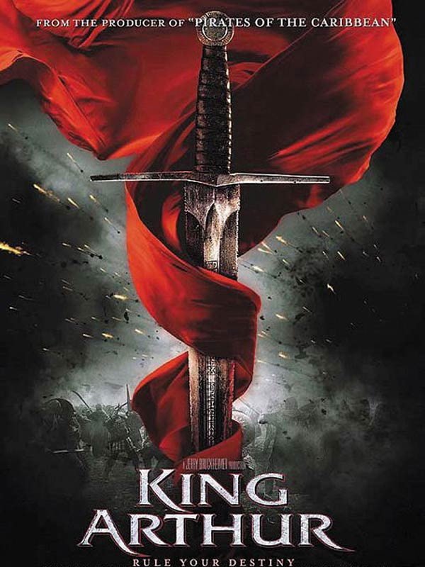 Movie Posters 2038 Net Posters For Movieid 958 King Arthur 2004