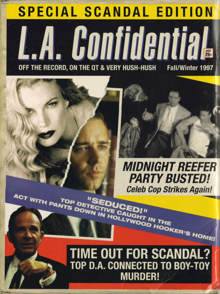 "poster for ""L.A. Confidential"""