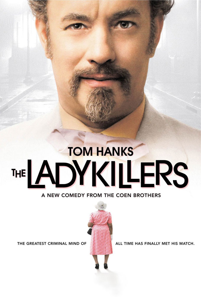 "poster for ""Ladykillers, The"" by Joel Coen 