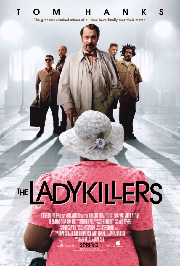 "poster for ""Ladykillers, The"""