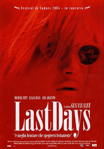 "poster for ""Last Days&quot"