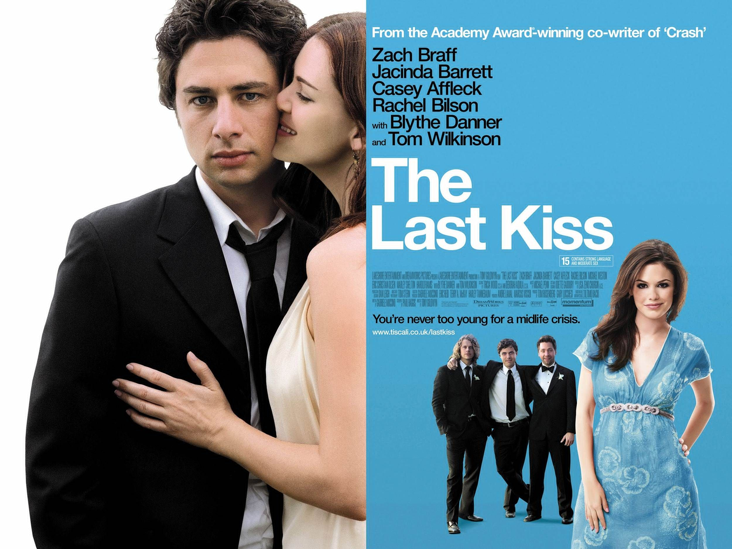 "poster for ""Last Kiss, The&quot"