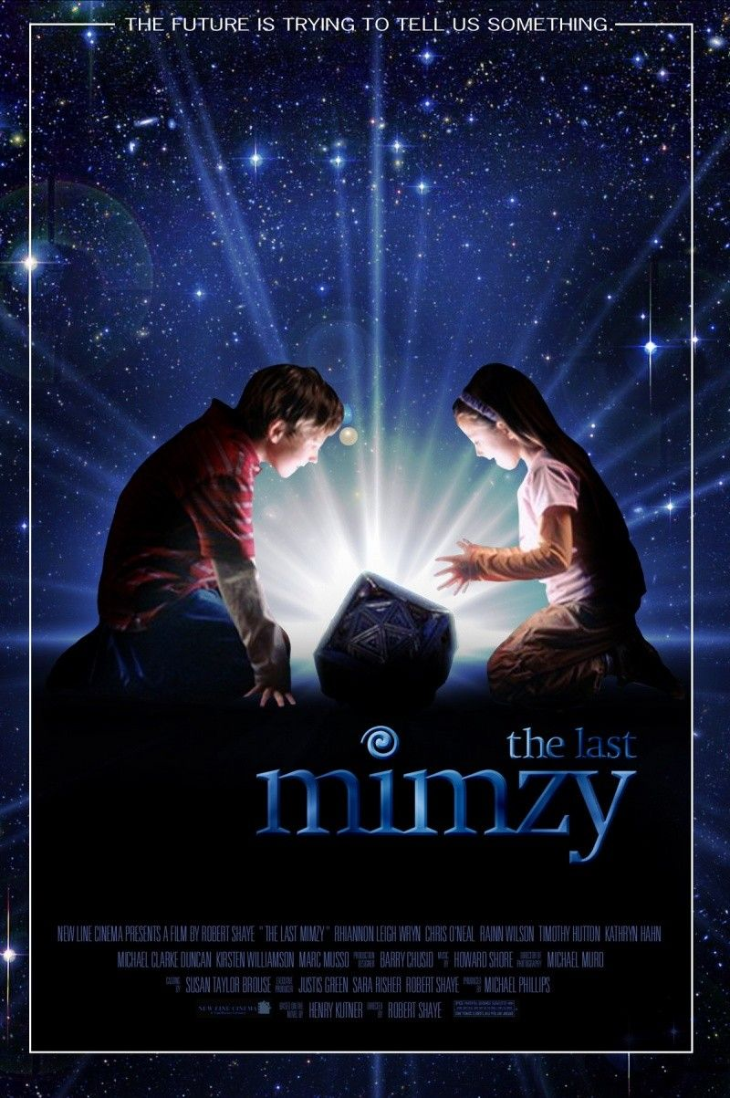 "poster for ""Last Mimzy, The&quot"