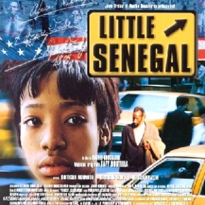 "poster for ""Little Senegal"" by Rachid Bouchareb (2001)"