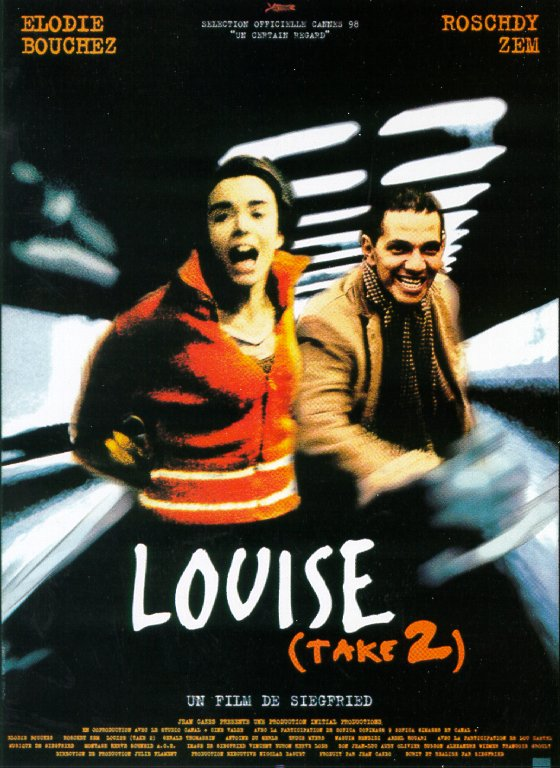 "poster for ""Louise (Take 2)"" by Siegfried(1999)"