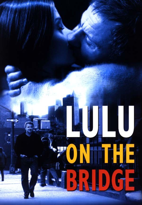 "poster for ""Lulu on the Bridge"" by Paul Auster (1998)"
