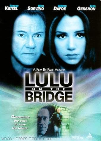 "poster for ""Lulu on the Bridge&quot"