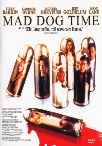 "poster for ""Mad dog time&quot"