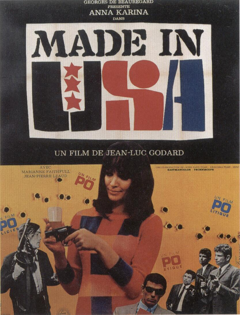 "poster for ""Made in USA&quot"