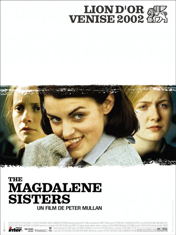 "poster for ""Magdalene Sisters, The"" by Peter Mullan (2002)"