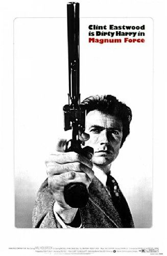 "poster for ""Magnum Force&quot"
