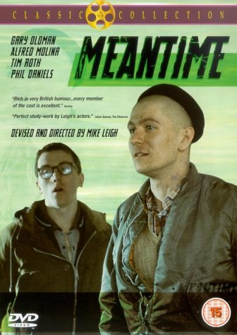 "poster for ""Meantime"" by Mike Leigh(1984)"