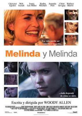 "poster for ""Melinda and Melinda&quot"