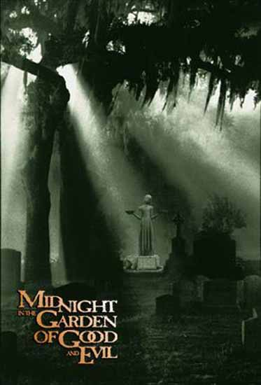 Movie posters for movieid 1093 midnight in the garden of good and evil 1997 In the garden of good and evil movie