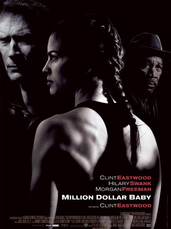 "poster for ""Million Dollar Baby"""