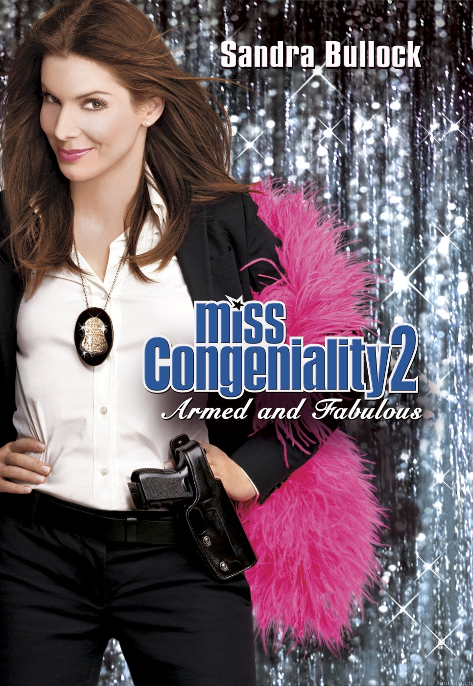 "poster for ""Miss Congeniality 2 - Armed and Fabulous"""