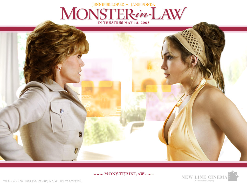 Image result for Monster in Law (2005)