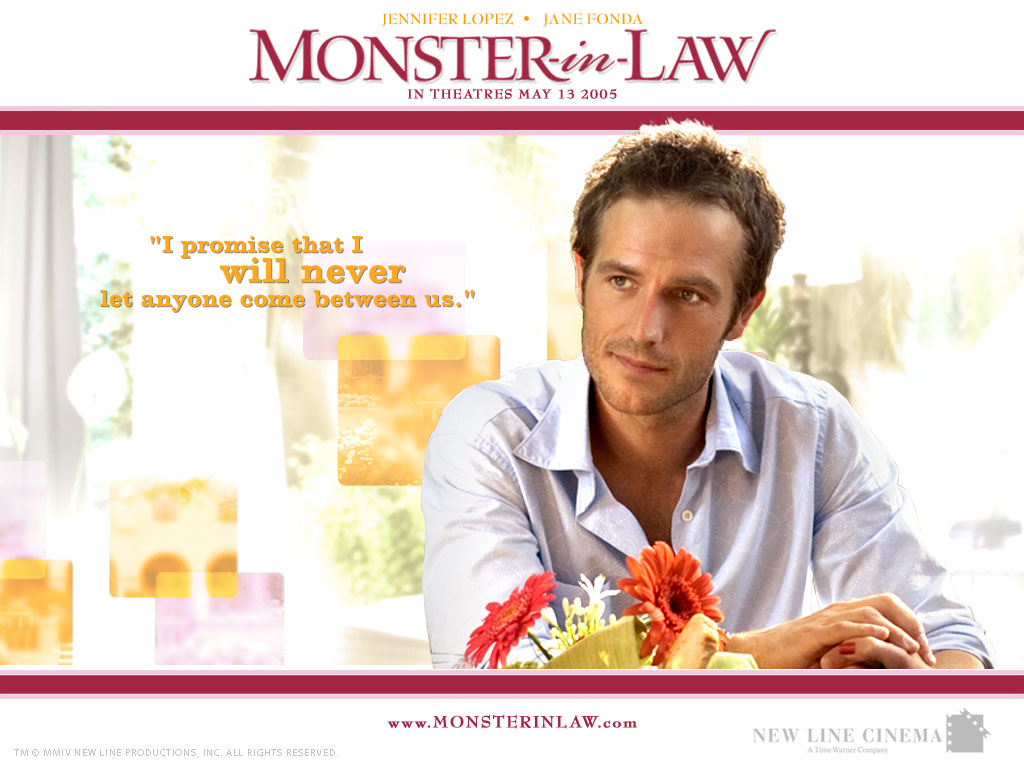 "poster for ""Monster-in-Law"""