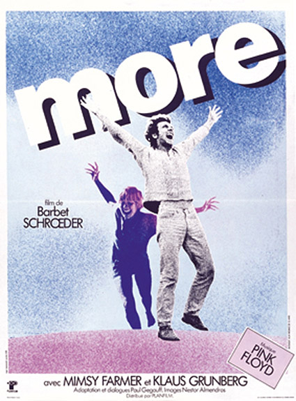"poster for ""More&quot"
