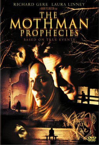"poster for ""Mothman Prophecies, The&quot"